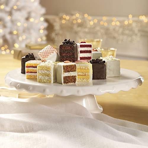 48 Piece Incredible Petits Fours 1-lb. 9 1/2-oz. net wt. from The Swiss Colony