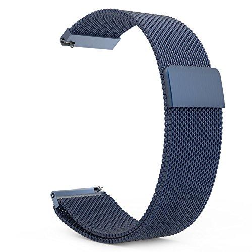 MoKo Milanese Stainless Bracelet Smartwatch