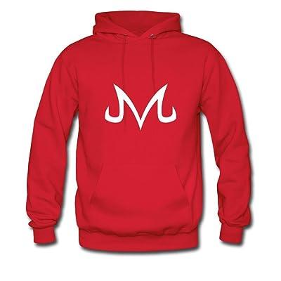 LoveTS Creative Men's Majin Symbol Hoodie