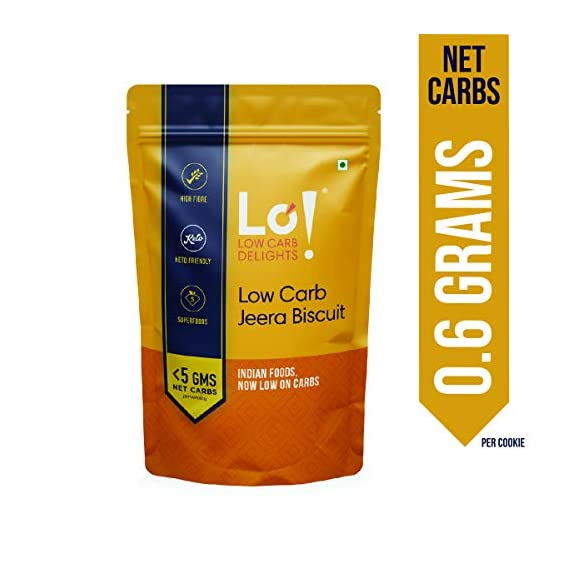 Lo! Foods - Biscuit Combo Pack, Low Carb Keto Friendly Cookies (Pack of 3)