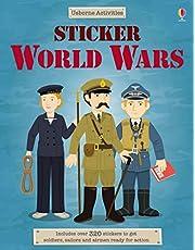 Sticker The World Wars (Usborne Activities)