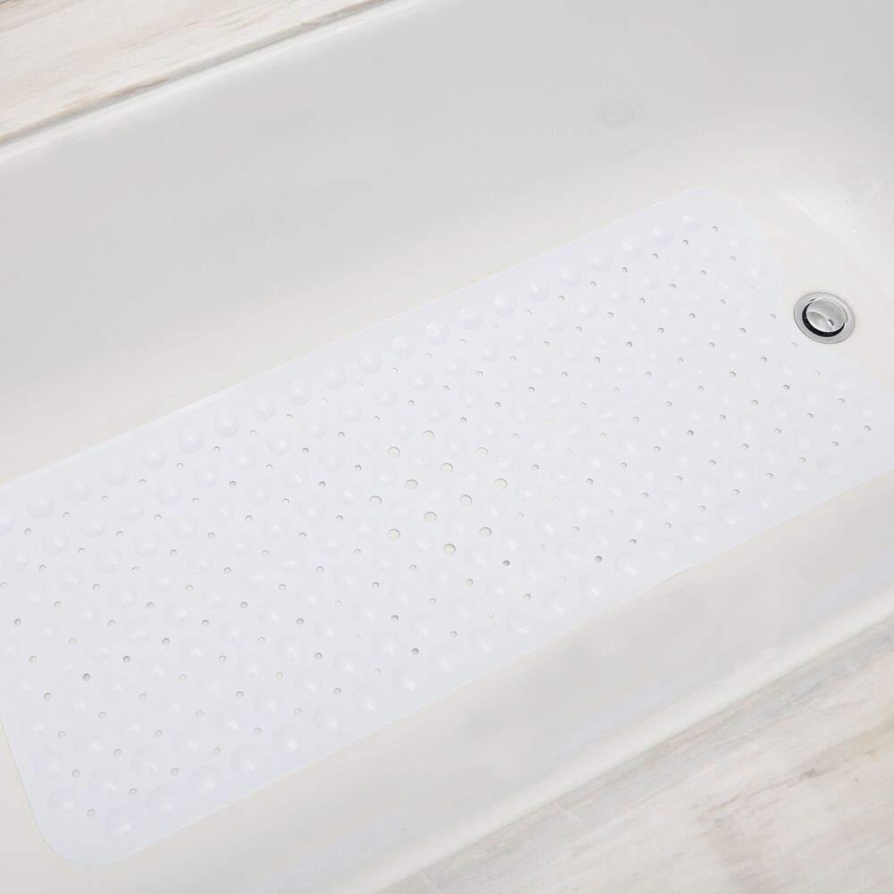 Non Slip Bath Tub Mat Anti Slip Extra Long Large Shower
