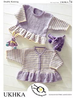 6de2f5da45aa King Cole 4010 Knitting Pattern Baby Set to knit in King Cole ...