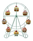Zoie + Chloe Cupcake Ferris Wheel Cupcake Stand