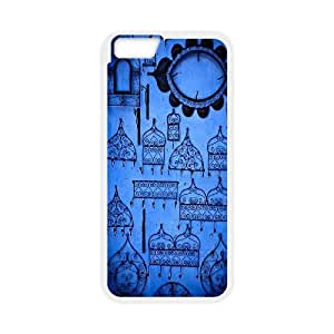 "Clzpg New Design Iphone6 4.7"" Case - Azure diy plastic case"