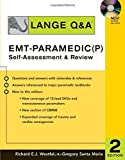img - for Lange Q&A: EMT-Paramedic (P) Self Assessment and Review, Second Edition: Self-Assessment and Review (Lange Q&A Allied Health) by Richard E. J. Westfal (2006-11-01) book / textbook / text book