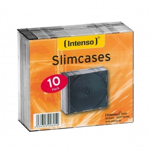 Intenso Leerverpackung Slim Case Pack of 10