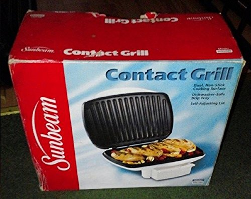 SUNBEAM CONTACT GRILL Review