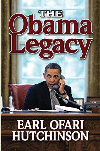The Obama Legacy by Earl Ofari Hutchinson ebook deal