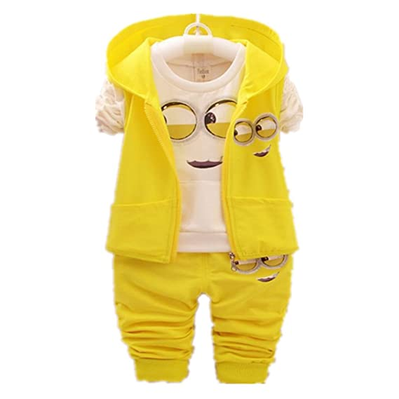 Top 15 Best Minions Clothing for Toddlers Reviews in 2019 5
