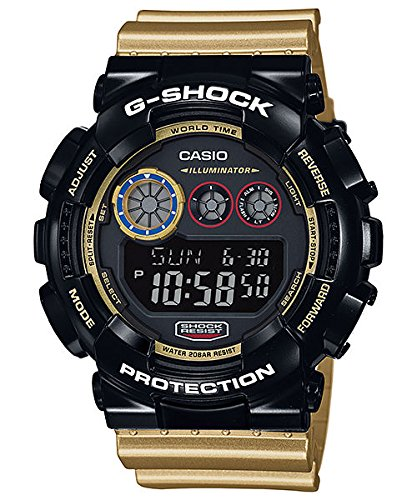 Casio G Shock Digital Quartz GD120CS 1