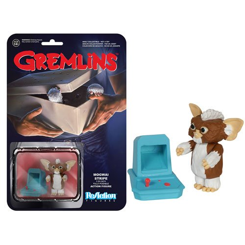 Funko Gremlins Mogwai Stripe ReAction 3 3/4-Inch Retro Action Figure