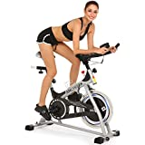 Trbitty Belt Drive Indoor Cycling Bike, Spin Bike