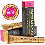 Dermacol Make-up Cover - Waterproof Hypoallergenic Foundation 30g 100% Original Guaranteed from Authorized Stockists (221)