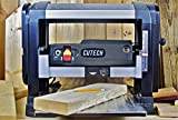 "Cutech 40200HC-CT 13"" Spiral Cutterhead Planer W/Carbide Inserts - Professional Model"