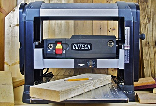 Cheap Cutech 40200HC-CT 13″ Spiral Cutterhead Planer W/Carbide Inserts – Professional Model