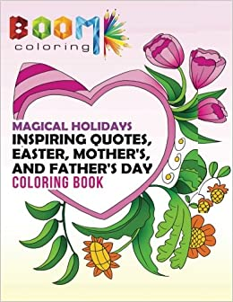 Buy Magical Holidays: Inspiring Quotes, Easter, Mother's, and