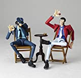 Legacy Of Revoltech LR-025 Lupin III by Animewild