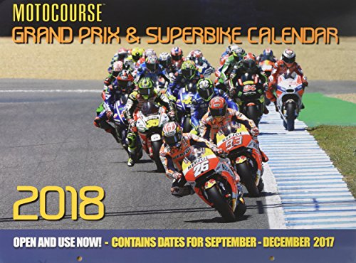 - Motocourse 2018 Grand Prix & Superbike Calendar