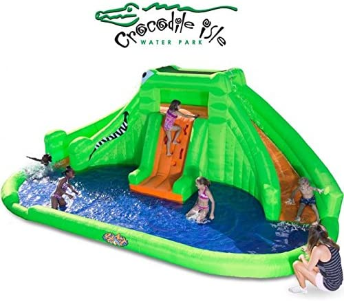Top 11 Best Water Slide Pools Inflatable (2020 Reviews) 8