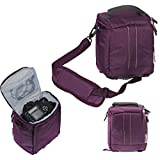 Navitech Camera Bag Case/ Cover/ Sleeve For The Panasonic LUMIX GH4 / Panasonic LUMIX GX 7 / Panasonic LUMIX G5 / Panasonic LUMIX FZ200 / Panasonic LUMIX FZ72 / Panasonic LUMIX FZ62 / Panasonic LUMIX LZ40 / Panasonic LUMIX LZ30