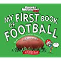 My First Book Of Football A Rookie Book A Sports Illustrated Kids Book Sports Illustrated Kids Rookie Books