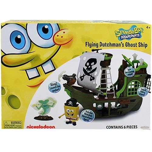 - Spongebob Squarepants Flying Dutchman's Ghost Ship