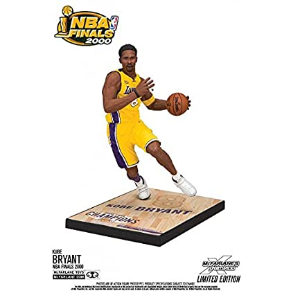 Image of McFarlane Toys NBA Los Angeles Lakers Lakers Kobe, Team Colors, One Size