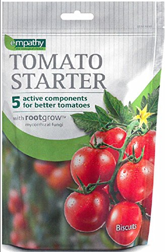 Empathy Tomato Starter with rootgrow 6 biscuit Plantworks