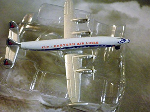 (Eastern Airlines Lockheed Super Constellation Plane 1:600 Scale Die-cast Plane Made in Germany by Schabak)