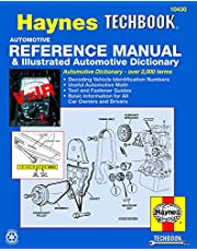 Automotive Reference Manual & Illustrated Automotive Dictionary: Haynes Techbook