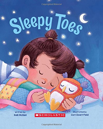 Download Sleepy Toes (A Padded Board Book) pdf