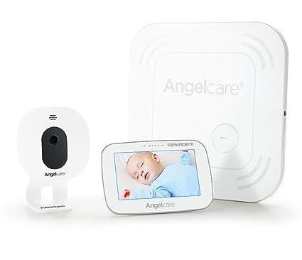 Foppapedretti AngelCare vídeo inalámbrica AC 517 Monitor para bebés con sensor de movimiento