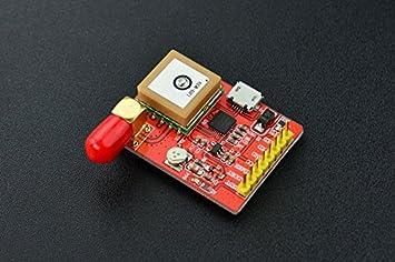 USB GPS usb-port-gps memoria para Raspberry Pi 3/Pi 2 ez-0048: Amazon.es: Electrónica