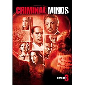 Criminal Minds: Season 3 DVD (2008)