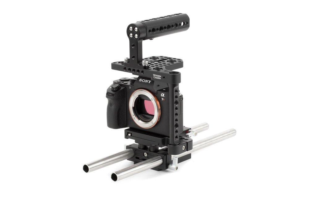 木製カメラ – Sony a7rii / a7siiアクセサリキット(ベース)   B01ATU2YYU