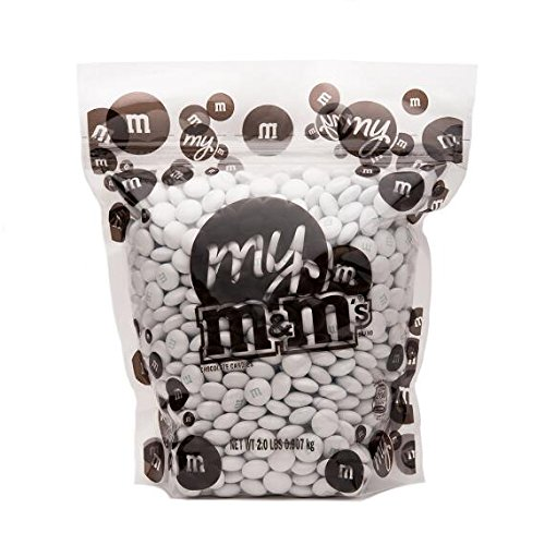 Pearl M&M'S Bulk Candy Bag (2lb)]()