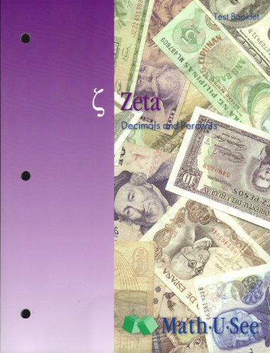 zeta-test-booklet