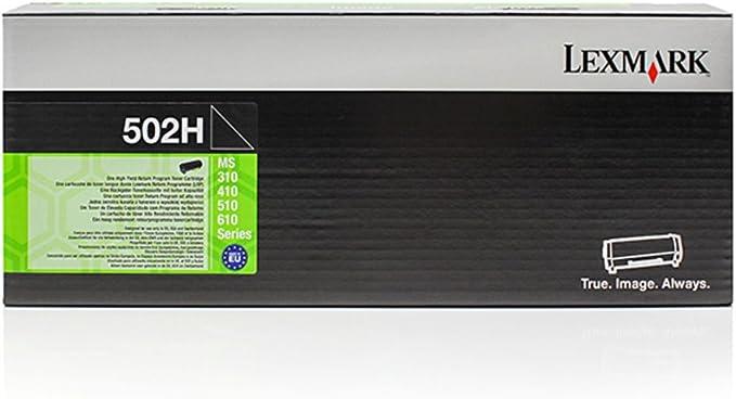 Lexmark Ms 312 Dn 502h 50f2h00 Original Toner Schwarz 5 000 Seiten Bürobedarf Schreibwaren