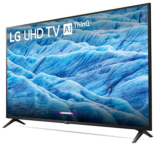 LG 65UM7300PUA Alexa Built-in 65 4K Ultra HD Smart LED TV (2019)