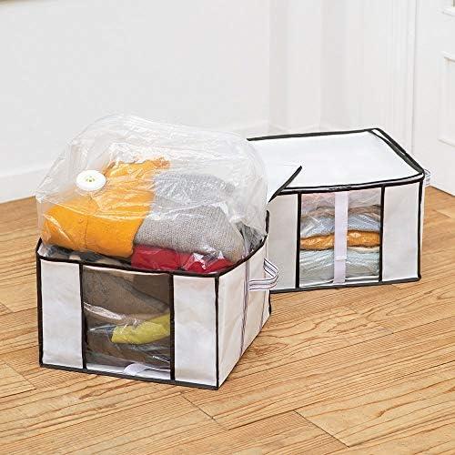 衣類用圧縮収納ボックス 6個組 772910