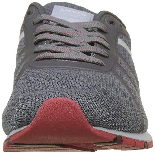 Sneaker Lite Levi's 58 Almayer Grau Herren Grey Dull tqvUwRp