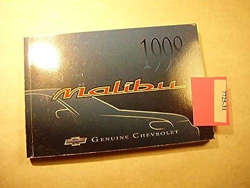 2010 Chevrolet Malibu Owners Manual >> 1998 Chevrolet Malibu Owners Manual - Professional User Manual EBooks
