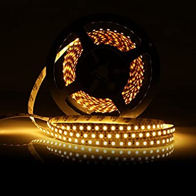 LEDMO Flexible LED Strip Lights, 600 SMD2835 LEDs