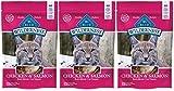 Blue Buffalo Wilderness Grain Free Cat Treats Chicken & Salmon 3 Packages