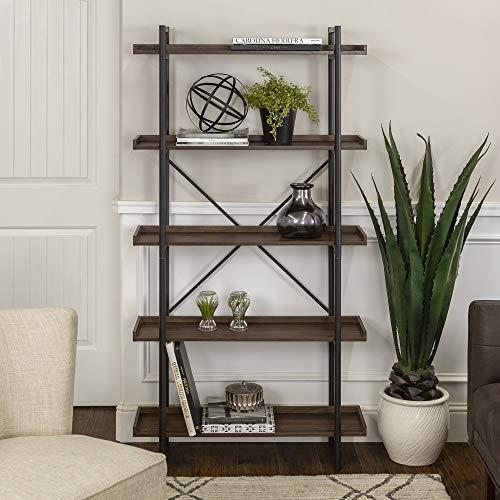 WE Furniture AZS68UPDW Bookshelf, 68