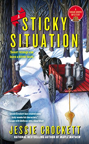 A Sticky Situation (A Sugar Grove Mystery Book 3)