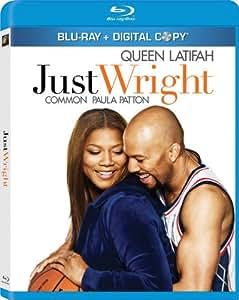 Just Wright [Blu-ray]