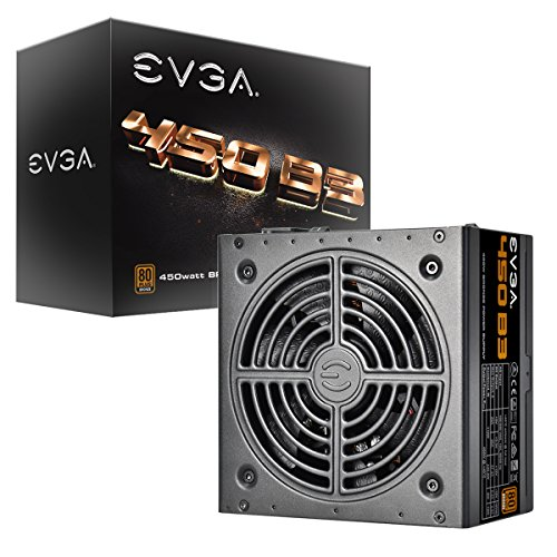 EVGA 700 B1 80+ Bronze, 700W Power Supply 100-B1-0700-K1