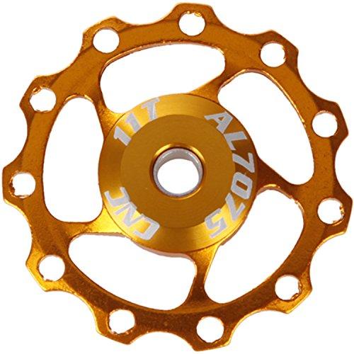 SENQI 11T Bicycle Rear Derailleur Pulley Jockey Wheel for - Lx Derailleur Rear Deore